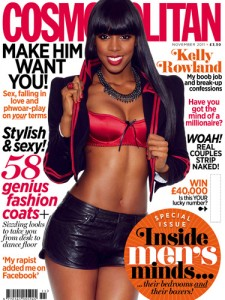 Cosmopolitan cover Nov 2011
