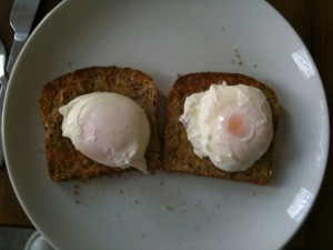 Nic's Poached Belters