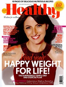 Healthy Magazine Jan Feb 13 Nicola Addison Front Cover (3)