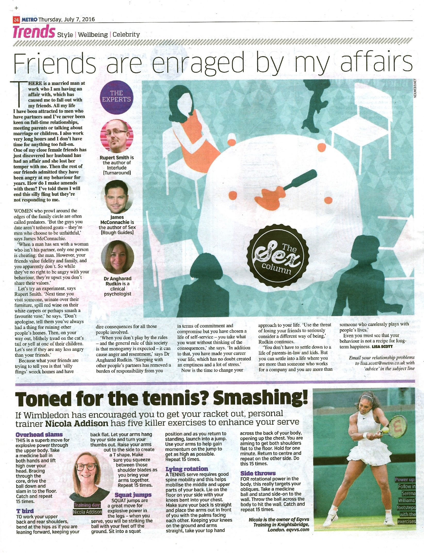 Metro Tennis
